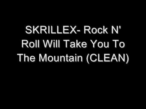 skrillex rock n 39 roll will take you to the mountain