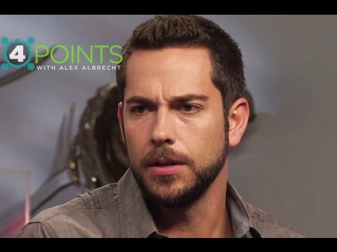 4 Points - Zachary Levi joins Alex Albrecht and Alison Haislip: Episode 1