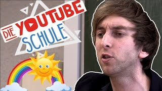 "DIE YOUTUBE SCHULE🎓 UMGANG MIT ""FANS"" - feat. GRISCHIS"