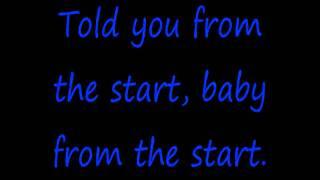 Break Your Heart - Taio Cruz (Lyrics)