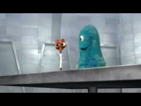 Monsters vs Aliens German/Deutscher Trailer