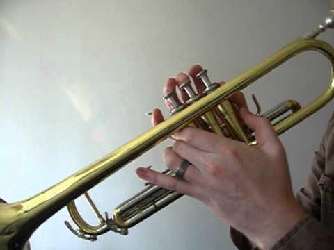 b Flat Blues Scale Trumpet The Trumpet f Blues Scale