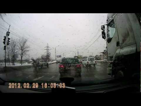 Как пешеход дорогу перебегал…