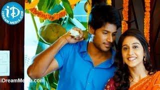 Sundeep Kishan, Regina Nice Love Scene - Routine Love Story