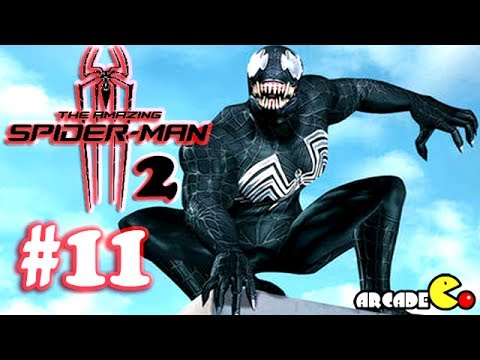The Amazing Spider Man 2 - Episode 3 Walkthrough - Part 11 (iOS)
