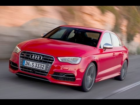 2016 Audi S3 Start Up and Review 2.0 L Turbo 4-Cylinder