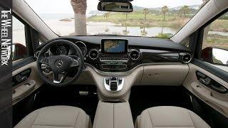 2019 Mercedes-Benz V-Class 300 d Interior