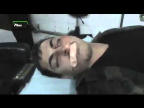 Assad forces and Hezbollah use chemical weapons in Damascus