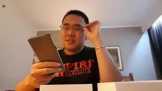 Unboxing Oppo F7 Pro Plus - Ram 6GB - Black Diamond