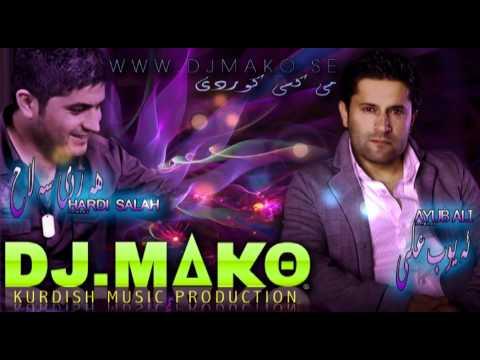Hardi Salah O Ayub Ali 2010 Remix Slaw Djmako Bashi 1 video