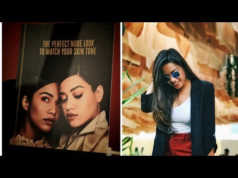 VLOG | Lakme Fashion Week Meet & Greet