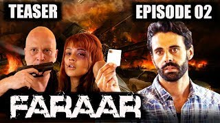 Faraar (Season 01 Episode 02) Official Teaser | Full Episode on Friday 5 PM, Only on RKD Digital!
