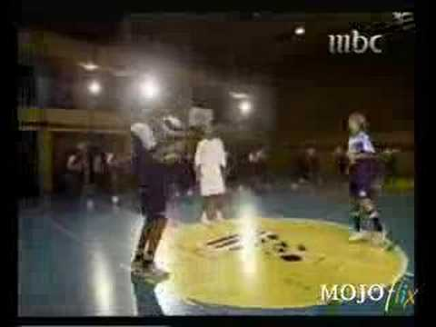 Ronaldinho-freestyle video