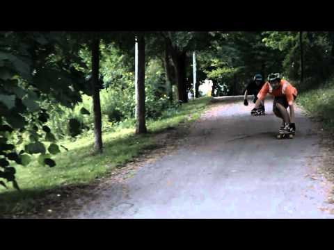 Longboard Living - the bickford park race