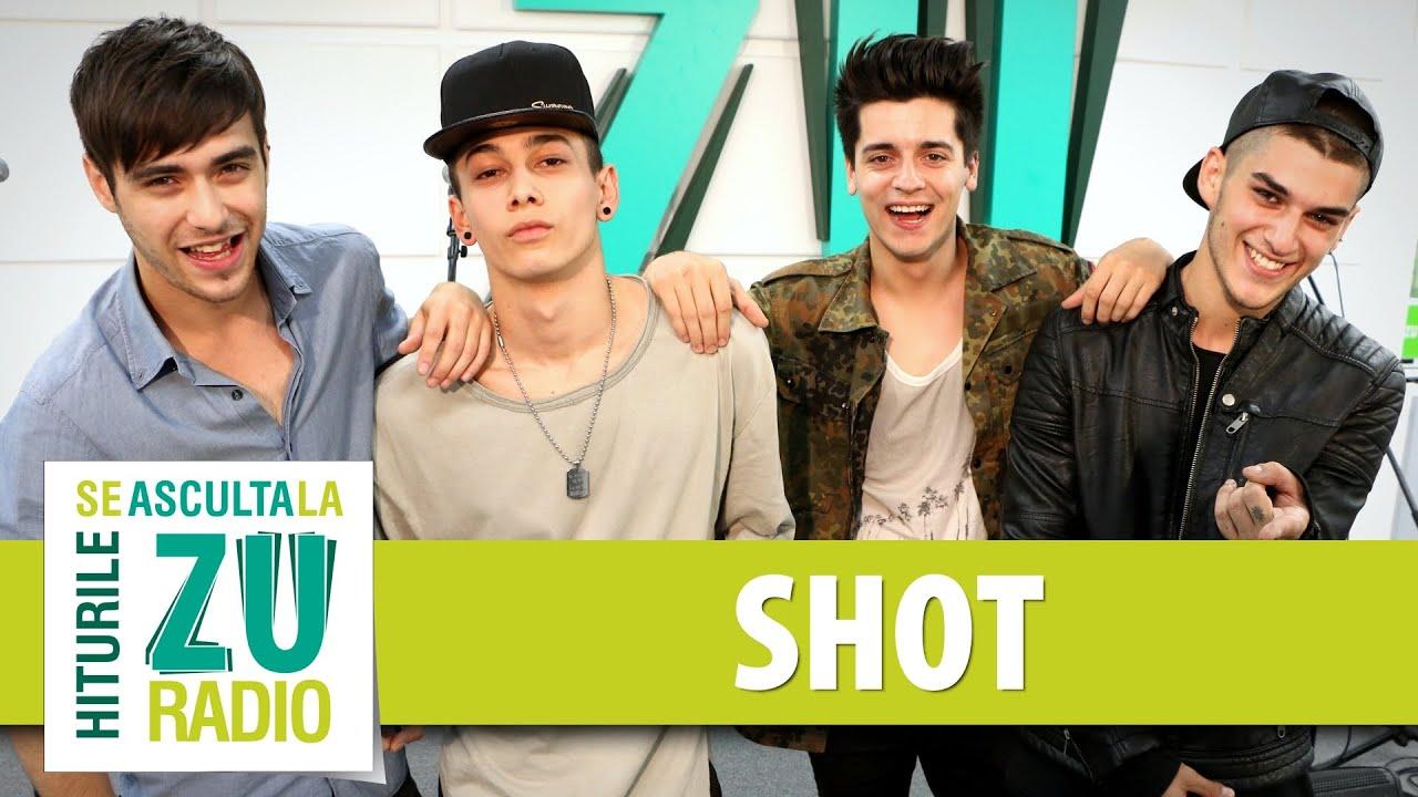 SHOT - Stitches (Cover Shawn Mendes) (Live la Radio ZU)