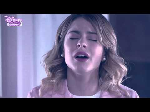 Violetta 3  Violetta Message   Sorry Leon, I love you Leon   Ep:43