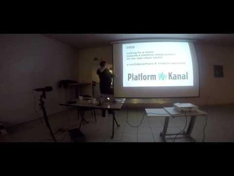 Wim Embrechts - ART2WORK & Platform Kanal
