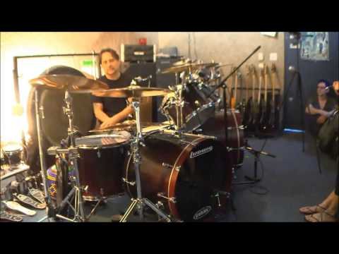 TalkMusic Vodcast Episode 2 - Dave Lombardo
