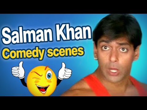 Salman Khan Best Comedy Scene - Popular Salman Khan Comedy Scenes video