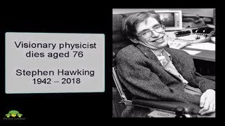 A Tribute to Stephen Hawking's