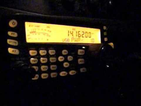The Spirit of Ham Radio In Action On 20m