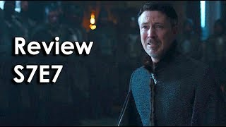 Ozzy Man Reviews: Game of Thrones - Seizoen 7 Aflevering 7