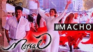 Mersal - Macho Song Lyrics Out!   Vijay   AR Rahman   Sid Sriram   Mersal Audio Launch   TK 284