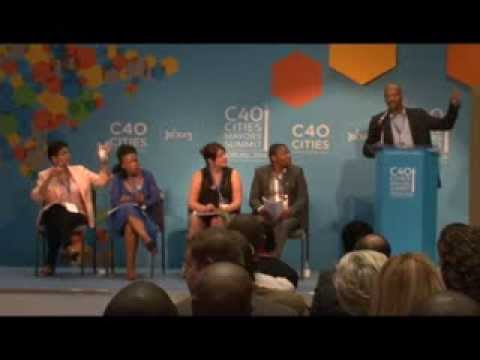 Network Breakouts: City of Johannesburg Session - Joburg 2014