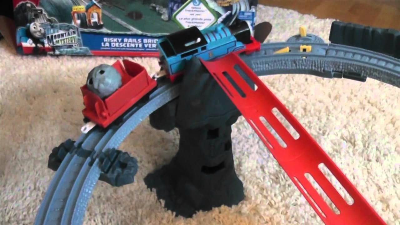 thomas trackmaster boulder mountain instructions