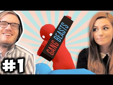 SEXIEST. GAME. EVER. - GANG BEASTS #1