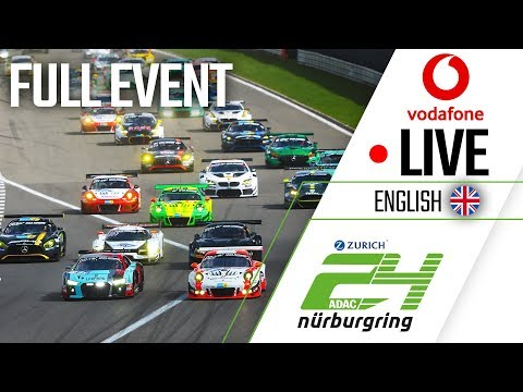 ADAC Zurich 24h-Race 2018 | International Livestream 🔴