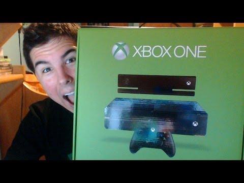 XBOX ONE UNBOXING! (Kinect. Mando y Xbox One) Edición Standard