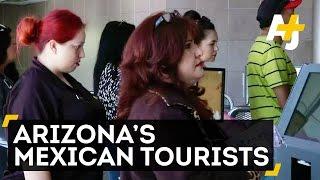 Mexican Tourists Support Arizona's Economy