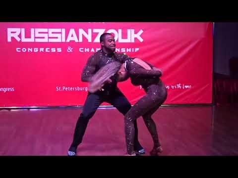 RZCC2018 Fernanda & Carlos in Performance ~ Zouk Soul