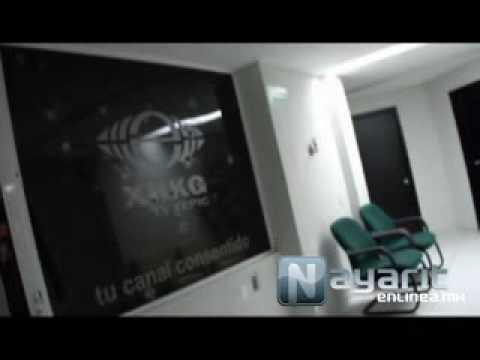 Atacan en Tepic a televisora XHKG filial de Televisa