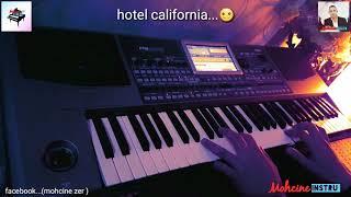 Hotel california rai ...  موسيقى غربية صامتة بالراي