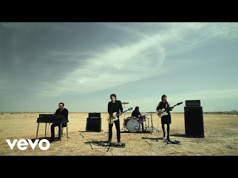 Silversun Pickups - Bloody Mary Nerve Endings