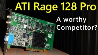 ATI Rage 128 Pro Retro Review