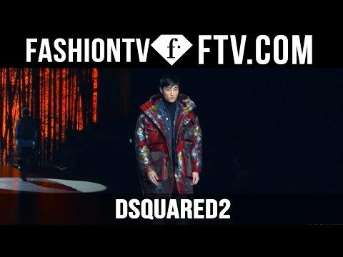 Dsquared2 F/W 16-17   Milan Fashion Week : Men F/W 16-17   FTV.com