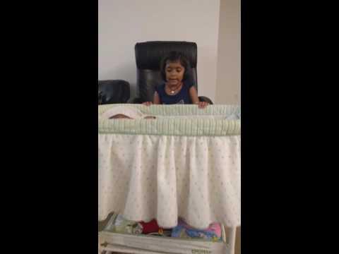 Lullabies for babies in Telugu