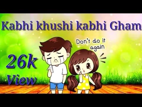 Kabhi Khushi Kabhi Ghum Whats App Status Sonu Nigam | Sad Song Sonu Nigam