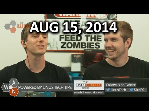 The WAN Show - Samsung Metal Phone & Ubisoft Promises to treat PC Gamers Better - August 15, 2014