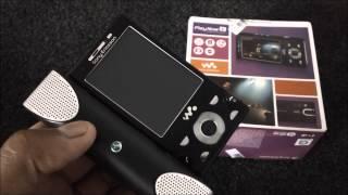 Sony Ericsson W995 Walkman mobile phone Review.