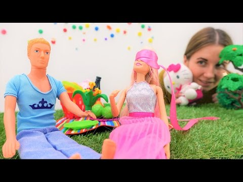 Сюрприз для Барби на День Святого Валентина
