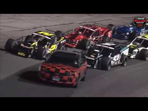 NASCAR Whelen Modified Tour 2019. Thompson Speedway Motorsports Park (3). Full Race