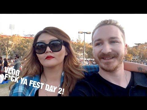 FYF Day 2! VLOG