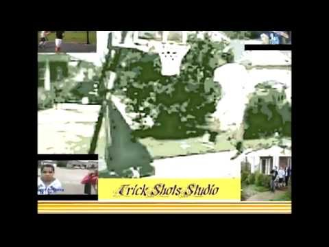Epic Basketball Trick Shots and Dunks- Ultimate Summer Edition-2013