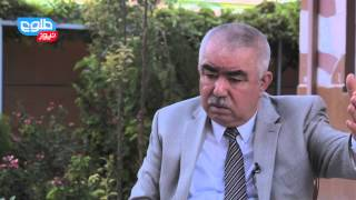 Special Interview With Abdul Rashid Dostum