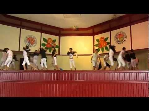 "Interpretative Dance ""Kapaligiran"""