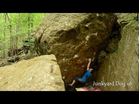 Connecticut Bouldering 2
